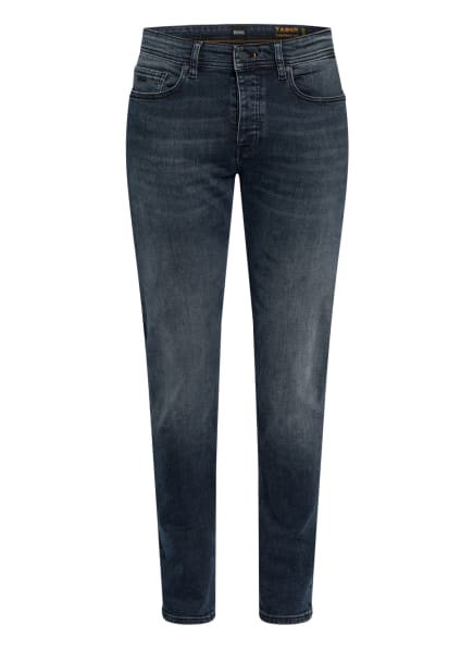 BOSS Jeans TABER Tapered Fit, Farbe: 409 DARK BLUE (Bild 1)