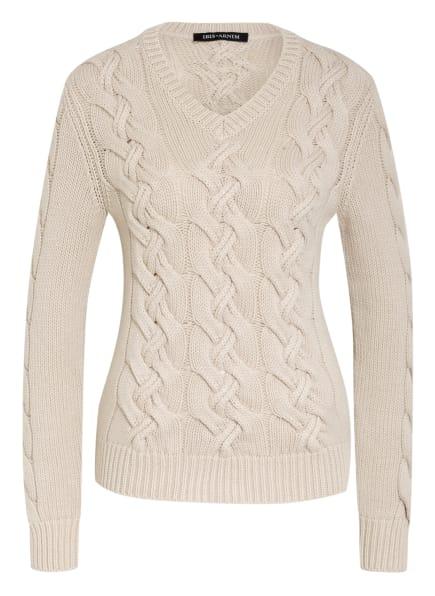 IRIS von ARNIM Cashmere-Pullover GATIS, Farbe: CREME (Bild 1)