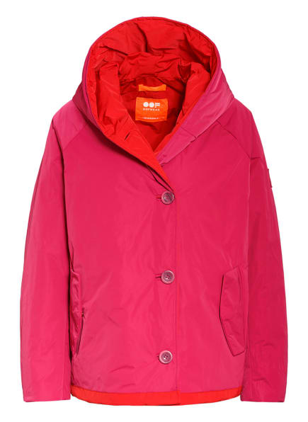 OOF Wear Oversized-Wendejacke mit DUPONT™ SORONA®-Isolierung, Farbe: FUCHSIA (Bild 1)