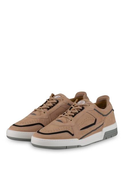 LEANDRO LOPES Sneaker TURBO, Farbe: BEIGE (Bild 1)