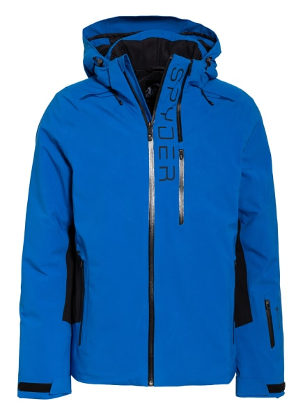SPYDER Skijacke ORBITER, Farbe: BLAU/ SCHWARZ (Bild 1)