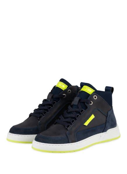 BULLBOXER Hightop-Sneaker, Farbe: DUNKELBLAU (Bild 1)