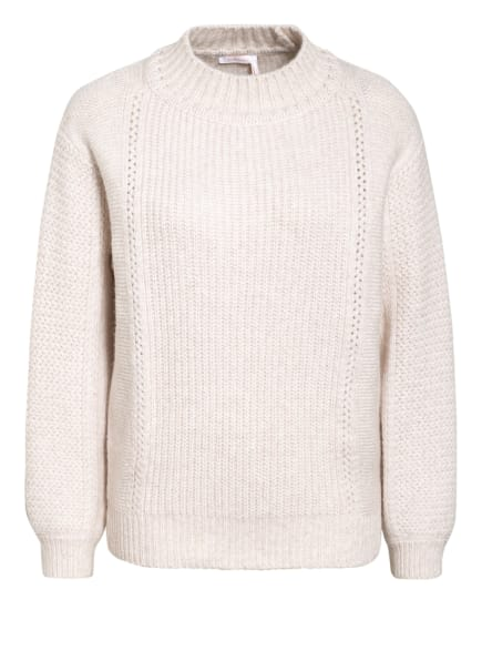 SEE BY CHLOÉ Pullover, Farbe: CREME (Bild 1)
