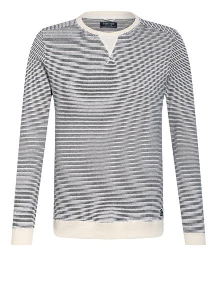 DSTREZZED Pullover, Farbe: ECRU/ SCHWARZ (Bild 1)