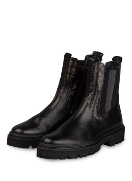 DONNA CAROLINA Boots, Farbe: DUNKELBRAUN (Bild 1)