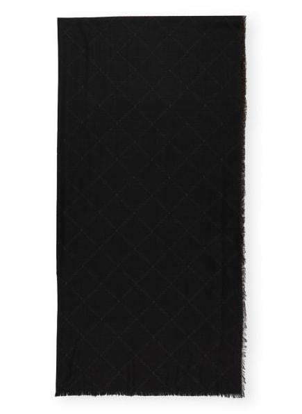 HUGO Schal WOMEN-Z, Farbe: SCHWARZ (Bild 1)
