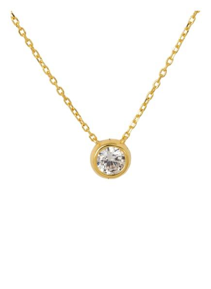 KURSHUNI Halskette GLINT, Farbe: GOLD (Bild 1)