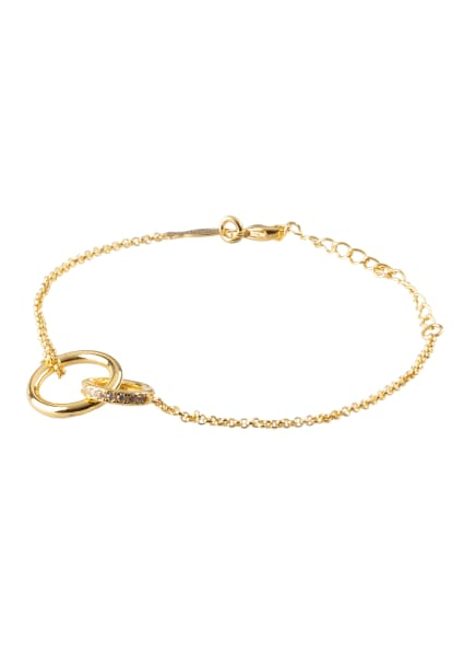 KURSHUNI Armband, Farbe: GOLD (Bild 1)