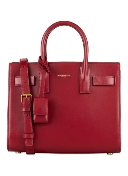 SAINT LAURENT Handtasche SAC DE JOUR, Farbe: ROT (Bild 1)