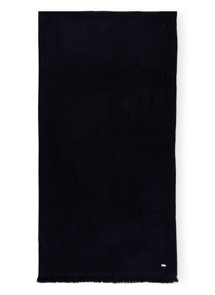 SAINT LAURENT Schal, Farbe: DUNKELBLAU (Bild 1)