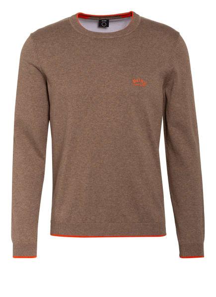 BOSS Pullover RISTON , Farbe: HELLBRAUN (Bild 1)