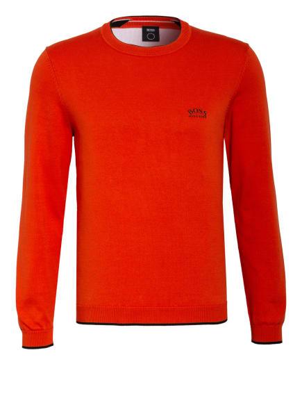BOSS Pullover RISTON , Farbe: DUNKELORANGE (Bild 1)