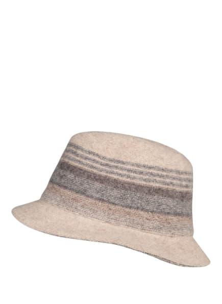 LOEVENICH Hut, Farbe: BEIGE/ GRAU (Bild 1)