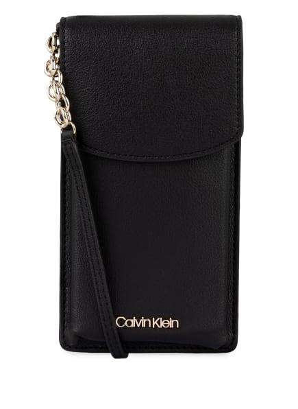 Calvin Klein Smartphone-Tasche, Farbe: SCHWARZ (Bild 1)