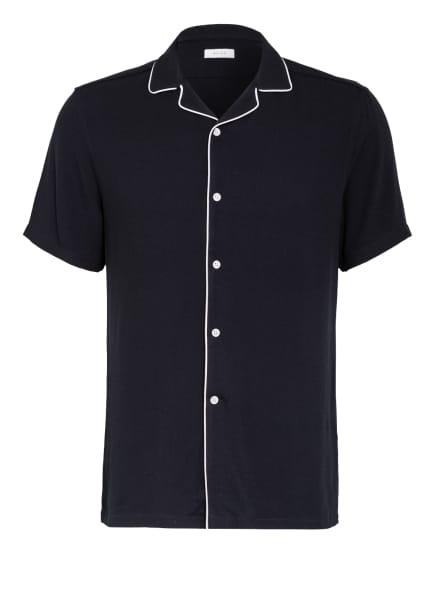 REISS Resorthemd FERDINANDO Slim Fit, Farbe: DUNKELBLAU/ WEISS (Bild 1)