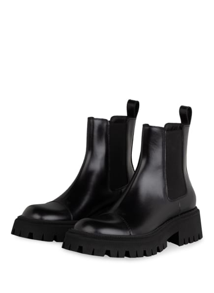 BALENCIAGA Chelsea-Boots, Farbe: SCHWARZ (Bild 1)