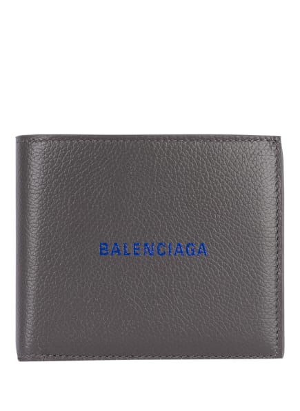 BALENCIAGA Geldbörse, Farbe: GRAU (Bild 1)