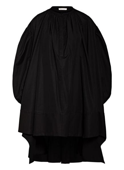 ALEXANDER McQUEEN Oversized-Blusenshirt, Farbe: SCHWARZ (Bild 1)