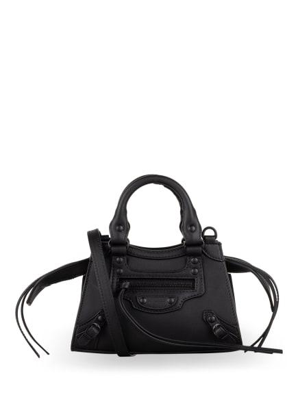 BALENCIAGA Handtasche NEO CLASSIC MINI, Farbe: SCHWARZ (Bild 1)