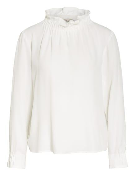 lilienfels Blusenshirt mit Seide , Farbe: WEISS (Bild 1)