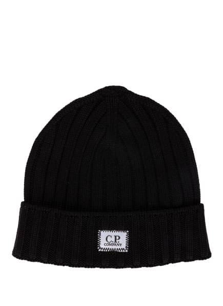 C.P. COMPANY Mütze , Farbe: SCHWARZ (Bild 1)