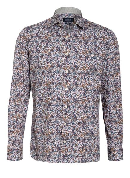 HACKETT LONDON Hemd Slim Fit, Farbe: CREME/ DUNKELBLAU/ DUNKELROT (Bild 1)