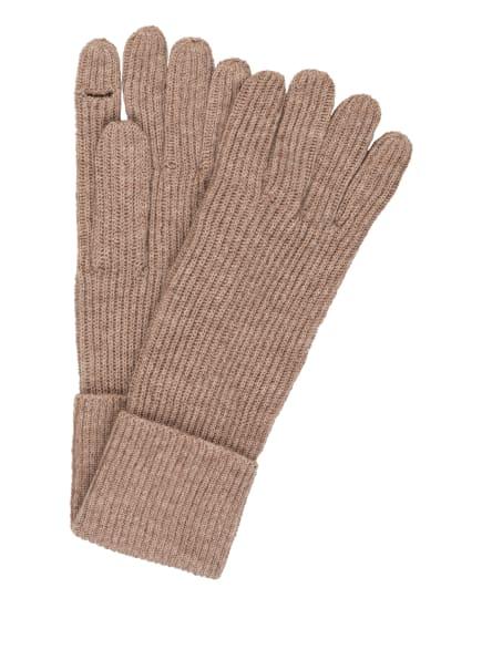 darling harbour Handschuhe, Farbe: BEIGE (Bild 1)