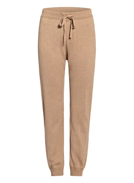 UNDERPROTECTION Lounge-Hose KIMMIE , Farbe: CAMEL (Bild 1)