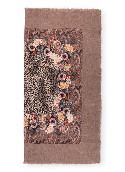 MALA ALISHA Tuch, Farbe: TAUPE/ SCHWARZ/ ROSÉ (Bild 1)