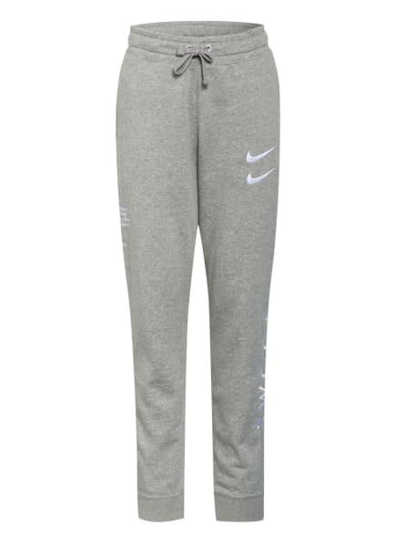 Nike Sweatpants SPORTSWEAR SWOSH, Farbe: HELLGRAU (Bild 1)