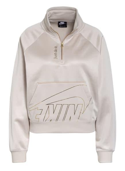 Nike Sweatshirt ICON CLASH FLEECE, Farbe: CREME (Bild 1)