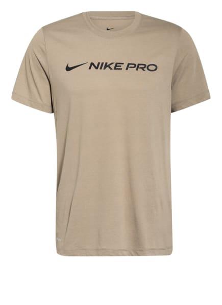 Nike T-Shirt DRI-FIT, Farbe: BEIGE (Bild 1)