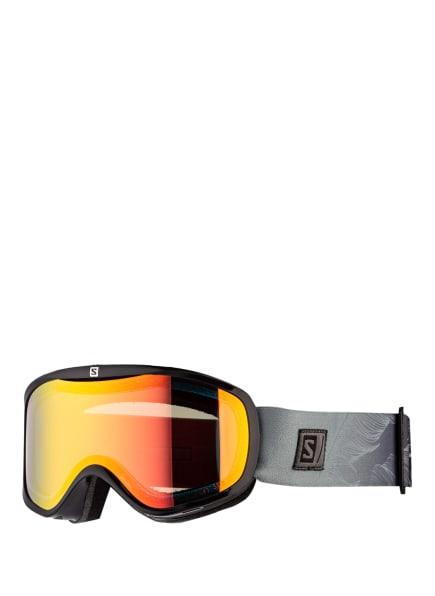 SALOMON Skibrille SENSE PHOTOCHROMIC, Farbe: GELB/ ORANGE/ SCHWARZ (Bild 1)