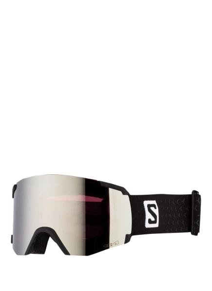 SALOMON Skibrille VIEW SIGMA, Farbe: TAUPE/ SCHWARZ (Bild 1)