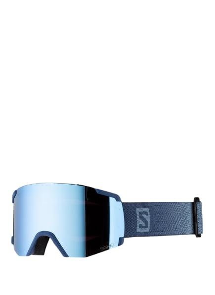 SALOMON Skibrille VIEW SIGMA, Farbe: BLAU/ SCHWARZ (Bild 1)