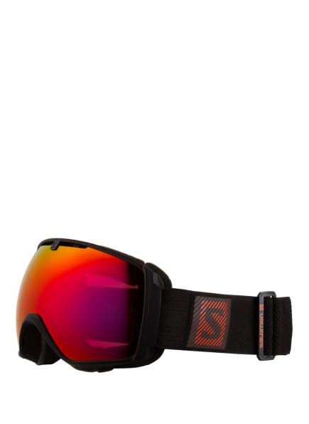 SALOMON Skibrille XT ONE SIGMA, Farbe: BLACK/RED (Bild 1)