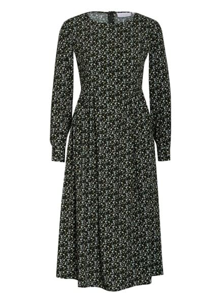 rich&royal Kleid, Farbe: DUNKELGRÜN/ MINT/ WEISS (Bild 1)
