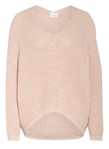 rich&royal Oversize-Pullover, Farbe: HELLROSA (Bild 1)