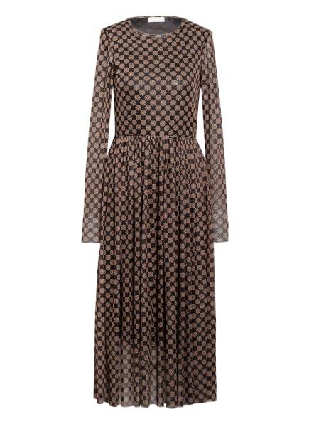 rich&royal Kleid, Farbe: SCHWARZ/ BRAUN (Bild 1)