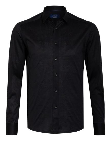 ETON Jerseyhemd, Farbe: SCHWARZ (Bild 1)