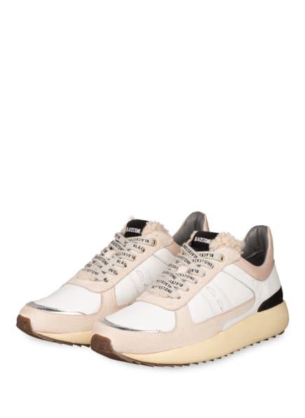 BLACKSTONE Sneaker , Farbe: WEISS/ NUDE/ SILBER (Bild 1)