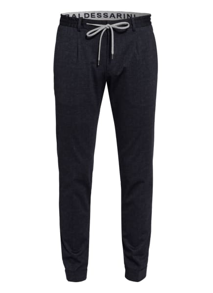 BALDESSARINI Anzughose CROSS im Jogging-Stil Extra Slim Fit, Farbe: 6300 NIGHT SKY (Bild 1)