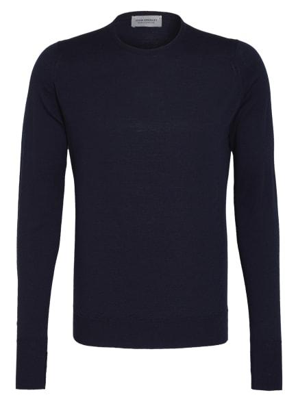 JOHN SMEDLEY Pullover , Farbe: DUNKELBLAU (Bild 1)