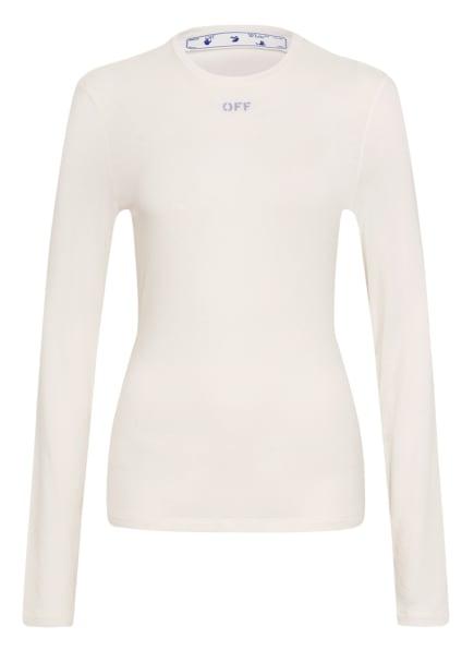 Off-White Longsleeve, Farbe: ECRU (Bild 1)