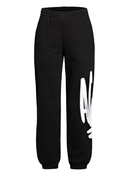 OFF-WHITE Sweatpants, Farbe: SCHWARZ/ WEISS (Bild 1)