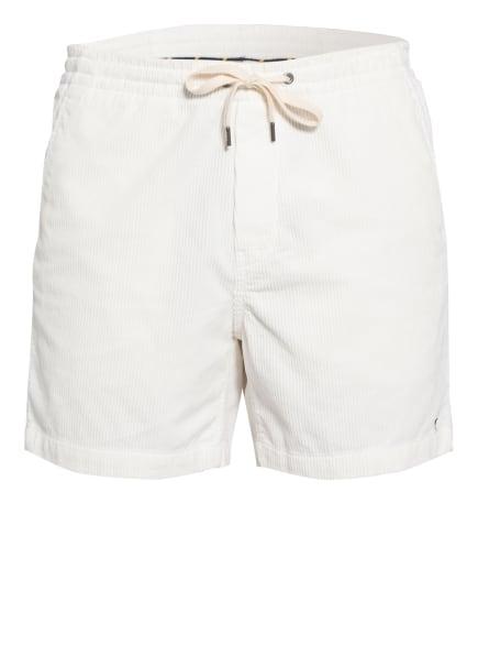 POLO RALPH LAUREN Cord-Shorts Classic Fit, Farbe: ECRU (Bild 1)