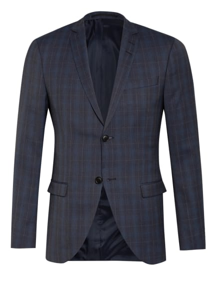 TIGER of Sweden Kombi-Sakko JULES Extra Slim Fit, Farbe: 01L Steel Grey (Bild 1)