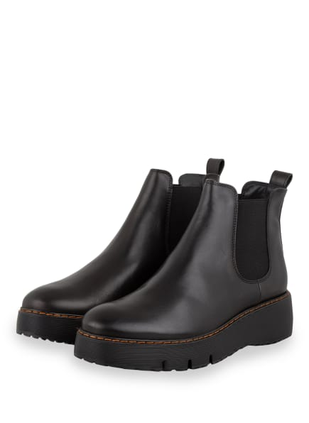 paul green Chelsea-Boots, Farbe: SCHWARZ (Bild 1)