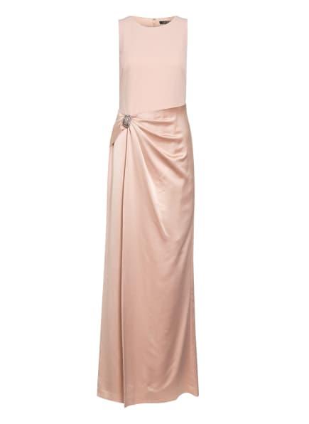 LAUREN RALPH LAUREN Abendkleid, Farbe: NUDE (Bild 1)