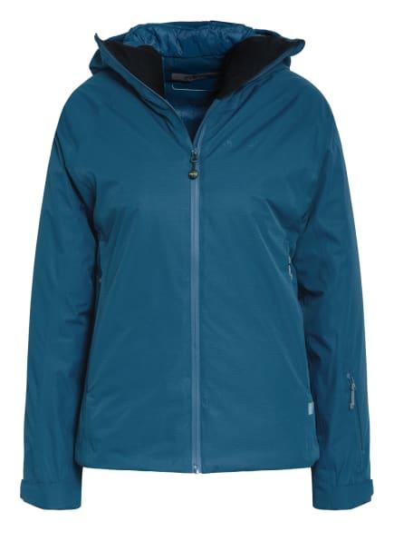 me°ru' Outdoor-Jacke BLENHEIM, Farbe: PETROL (Bild 1)
